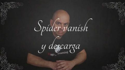 Numismagia Fundamental Vol.1Cap.4 - Spider vanish y descarga