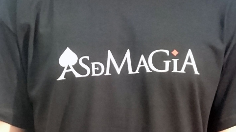 Camiseta As de Magia