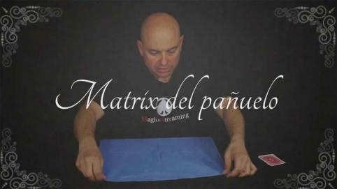 Numismagia Fundamental Vol.1 Cap.10 - Matrix del pañuelo.