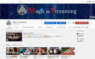 Visita nuestro canal YouTube